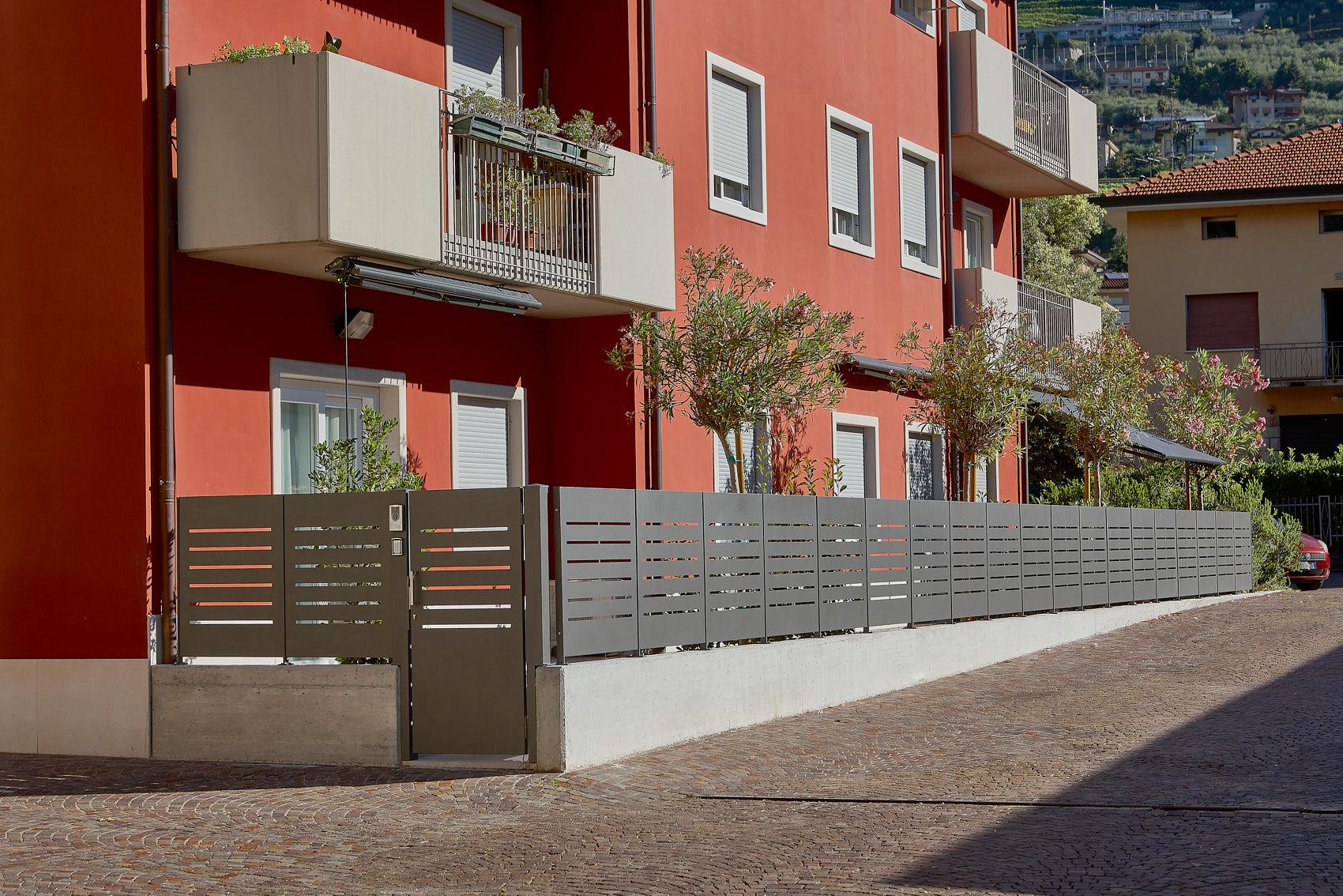 Residenza alle Grazie - appartamenti Ai Ferrari - vista ingresso