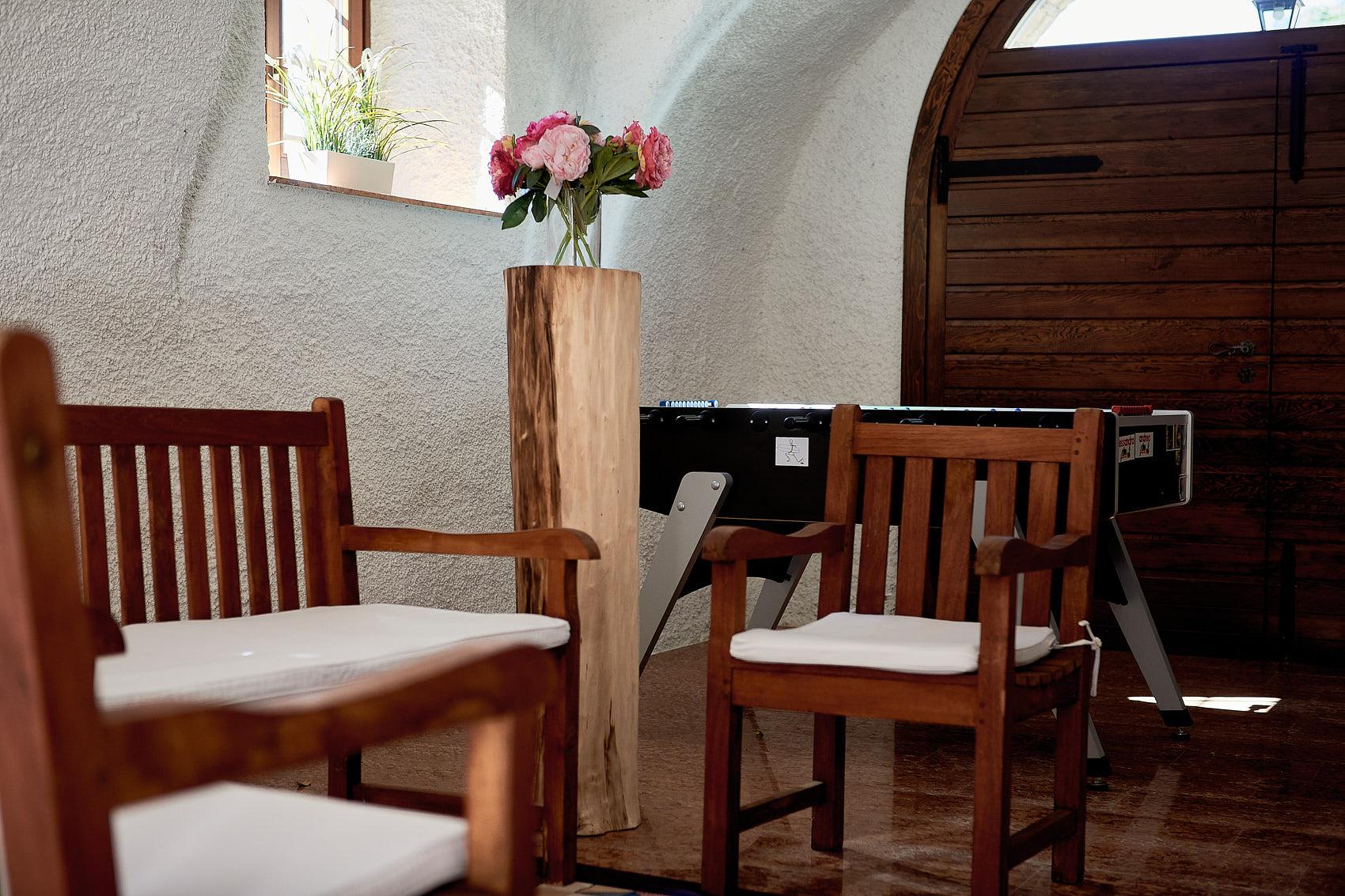 Residenza alle Grazie - zona relax - area comune